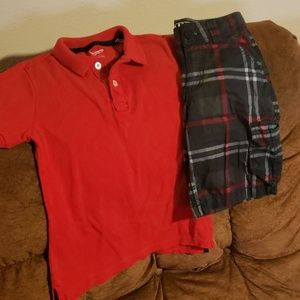 Other - 4/$20 boys shorts outfit